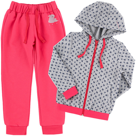 КС572 Спортивный костюм для девочки