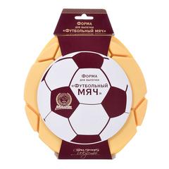 Форма из силикона «Футбольный мяч» 23х4 см