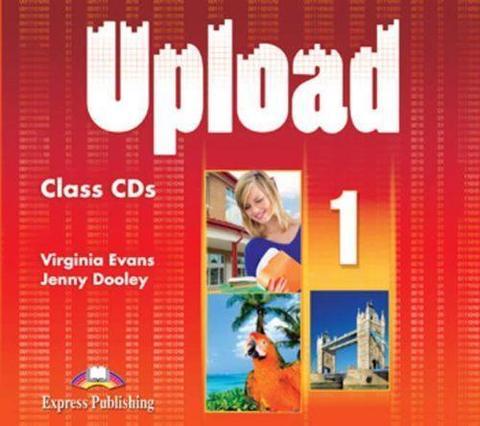 Upload 1. Class Audio CDs. Аудио CD (2 шт.)