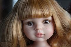 Кукла Даша с челкой, 32 см, Паола Рейна