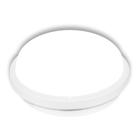 Светильник светодиодный герметичный LE LED RBL WH 15W CW (круг)