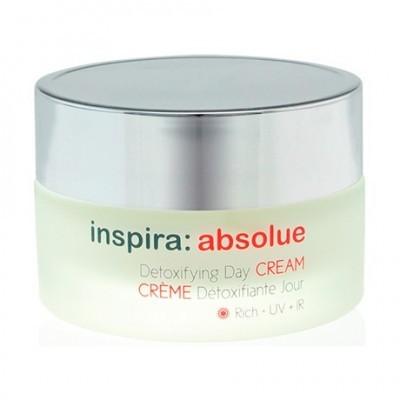 INSPIRA Absolue: Детоксицирующий обогащенный увлажняющий дневной крем для лица (Detoxifying Day Cream Rich), 50мл