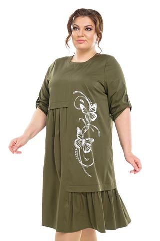 Платье-5568