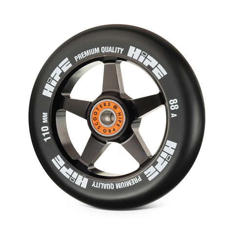 Колесо HIPE H09 110мм black