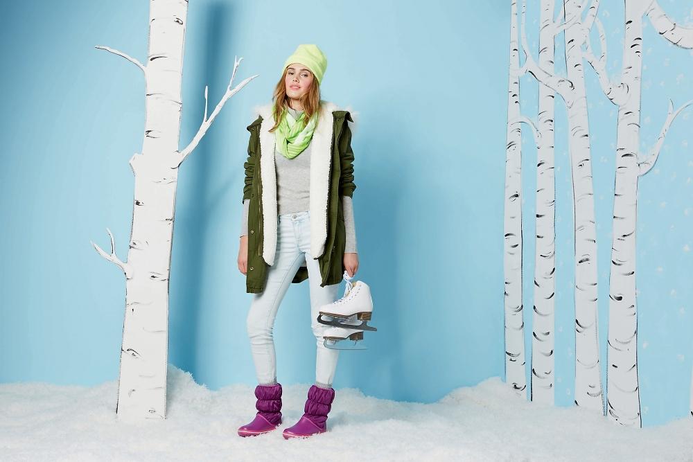 Купить дутики Winter Puff Boot Women Viola/Fuchsia