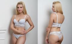Комплект Женский № 2 012 Белый