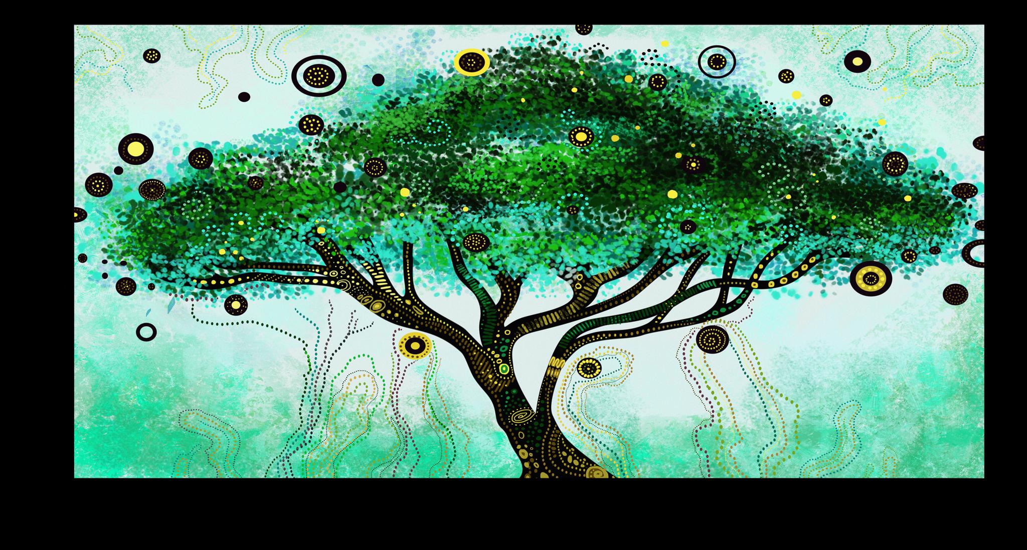 "Постеры Постер ""Волшебное дерево"" п142.png"