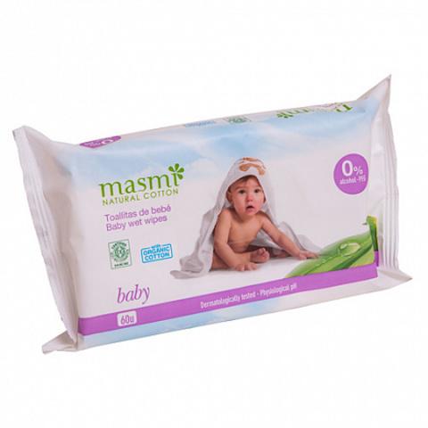 Masmi, Влажные салфетки для детей