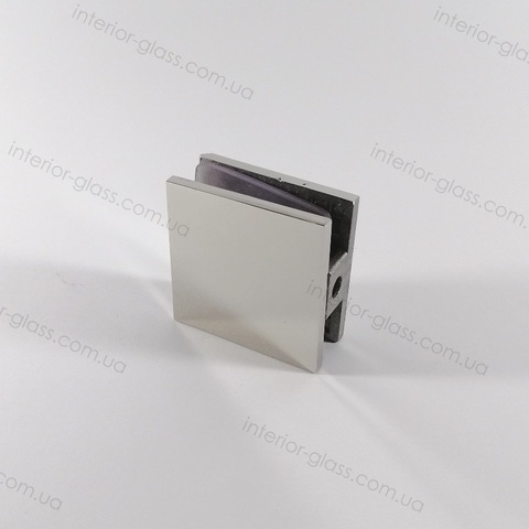 Соединитель (держатель) стена-стекло HDL-721-1 PSS нерж. сталь литой