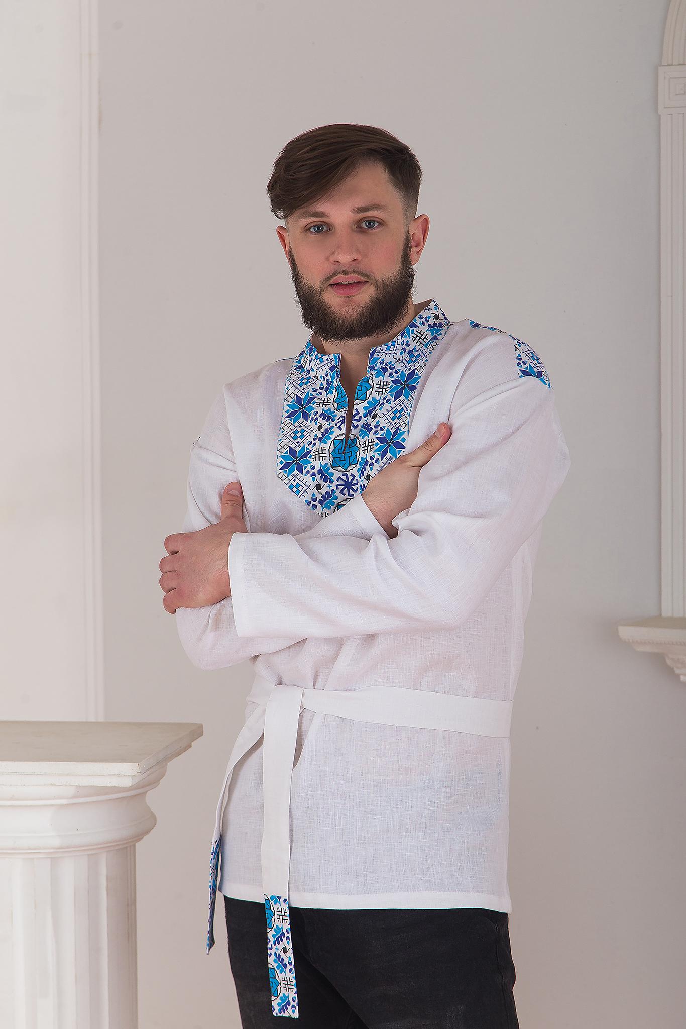Русская народная рубаха Северная