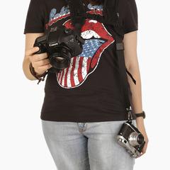 Двойной плечевой ремень для фотоаппарата