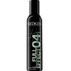 Redken Styling: Мусс увлажняющий для придания объема волос (Volume Full Effect 04), 250мл