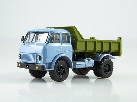 MAZ-503B 1:43 Legendary trucks USSR #18