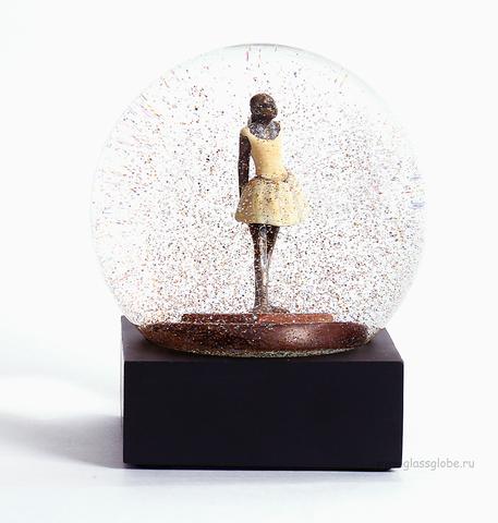 «Танцовщица» Эдга́ра Дега