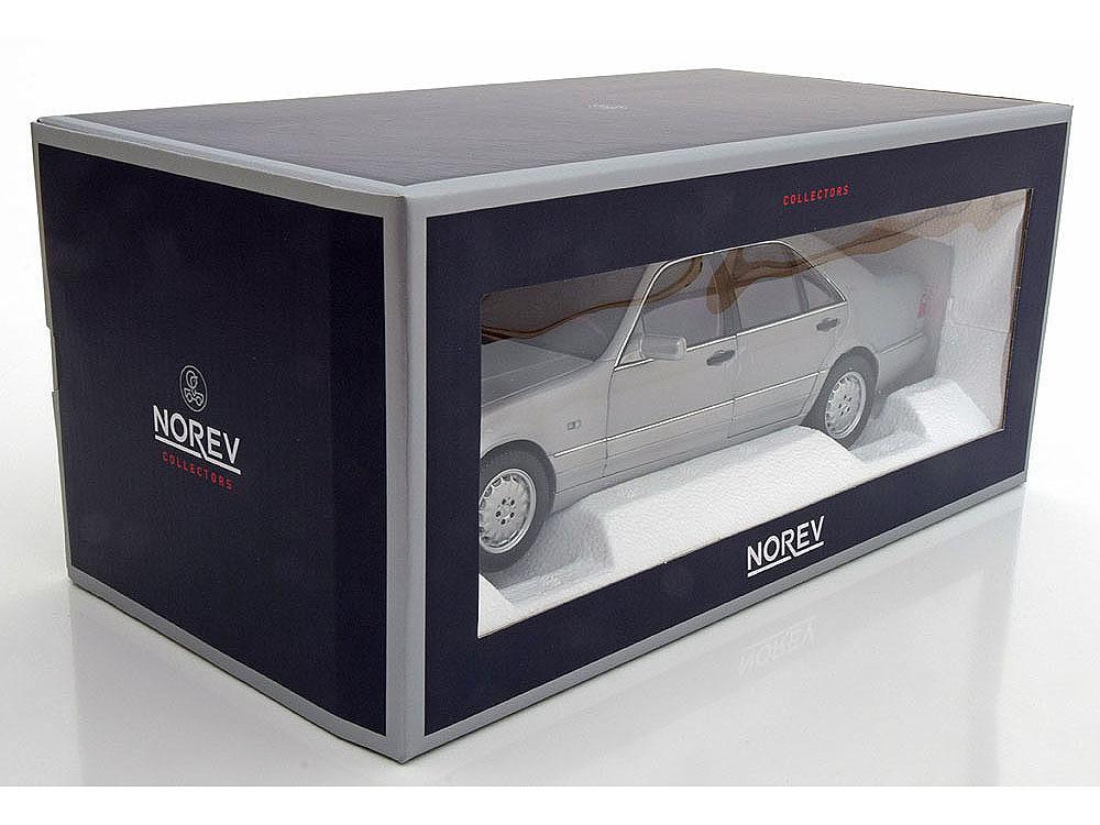 Коллекционная модель Mercedes-Benz S600 W140 1997