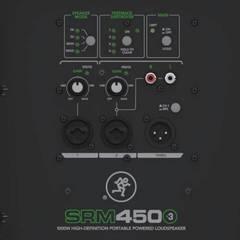 Акустические системы активные Mackie SRM450v3