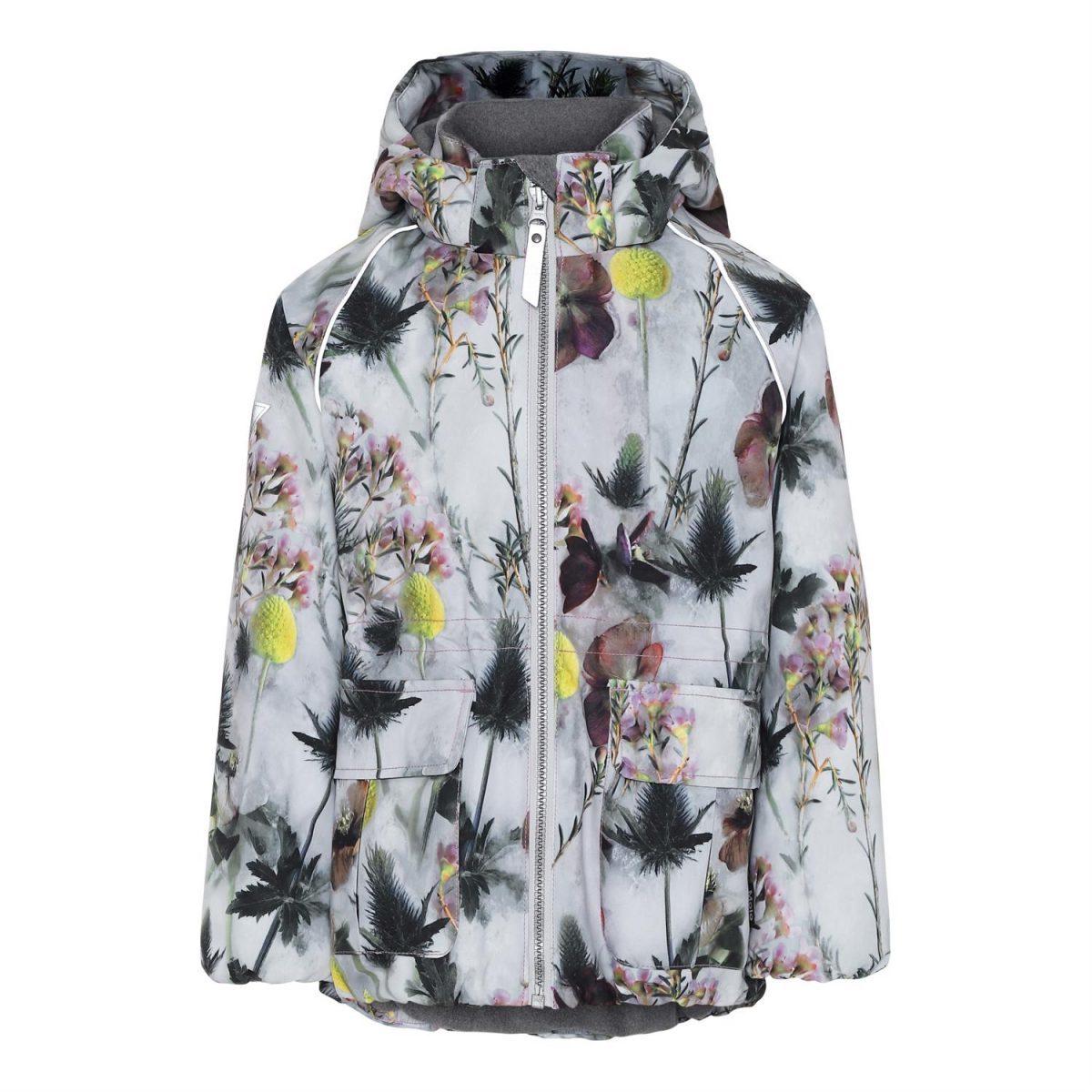 Куртка Molo Cathy Frozen Flowers