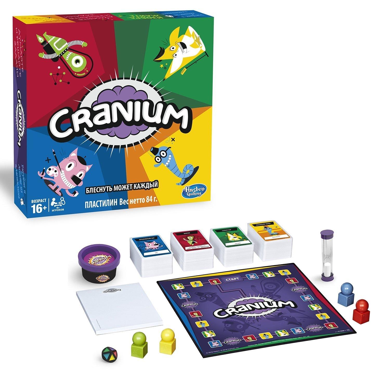 Игра настольная Hasbro Games Краниум