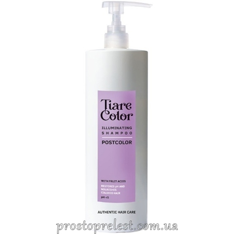 Tiarecolor Postcolor Illuminating Shampoo – Шампунь для окрашенных волос