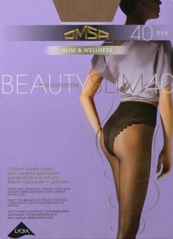 Beautyslim 40 OMSA колготки