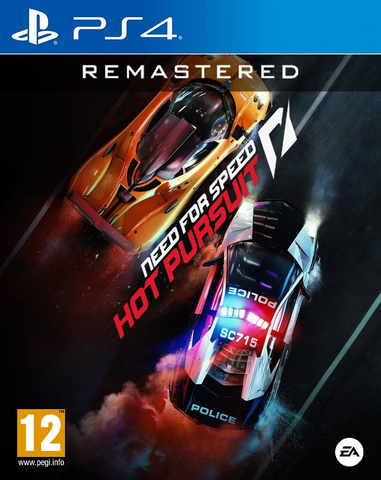 Need for Speed Hot Pursuit Remastered PS4   PS5
