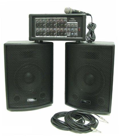 Звукоусилительные комплекты Force PIA-2007 DSP
