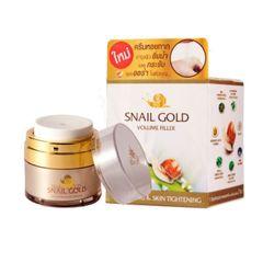 Антивозрастной крем со слизью улитки SNAIL GOLD