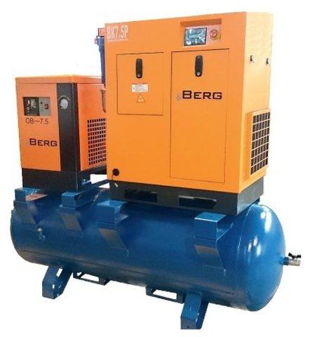 Винтовой компрессор Berg ВК-11РО-500 7