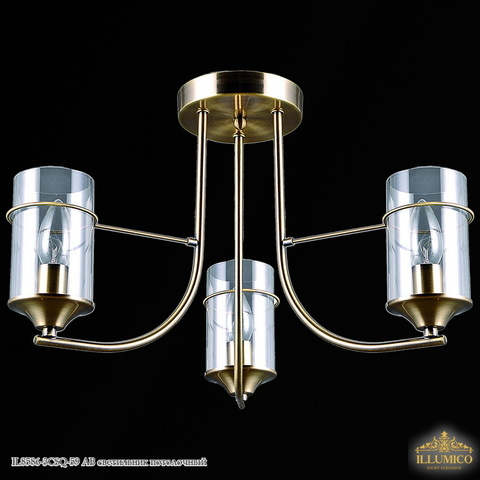 IL8586-3CSQ-59 AB светильник потолочный