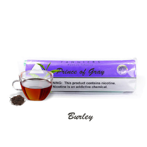Табак Tangiers 250 г Burley Prince of Gray