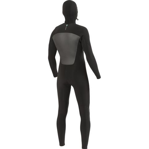 VISSLA 7 Seas 4/3 Full Suit Hooded