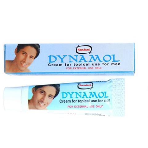 Стимулирующий крем для мужчин Dynamol, 10 г, Hamdard