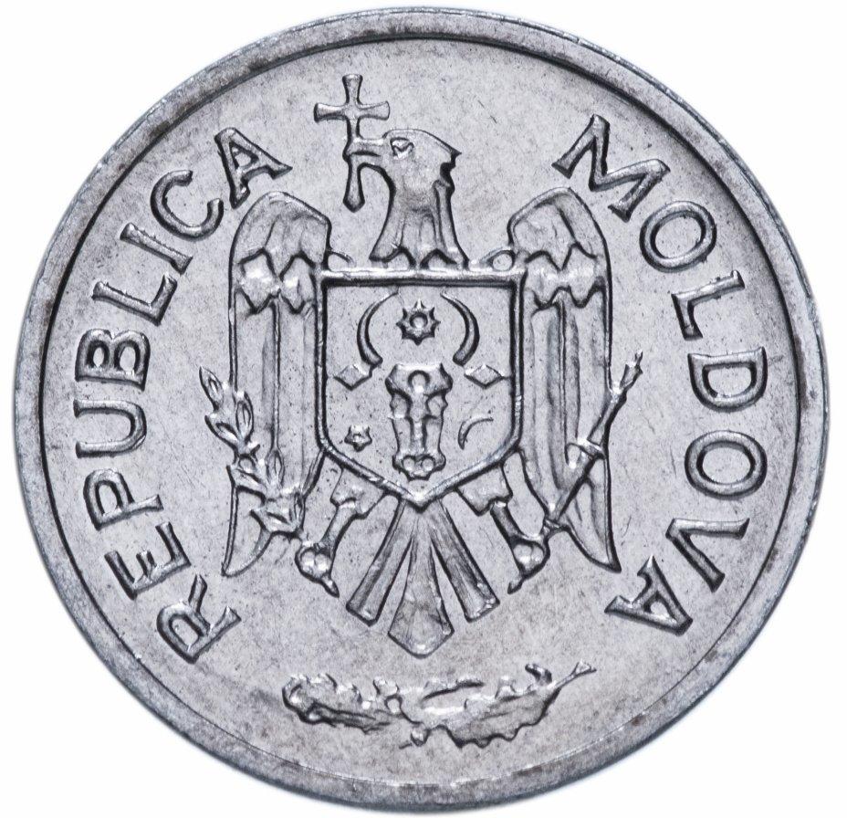 1 бан. Молдавия. 2000 год. UNC