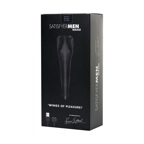 Satisfyer Wand Vibration Мастурбатор
