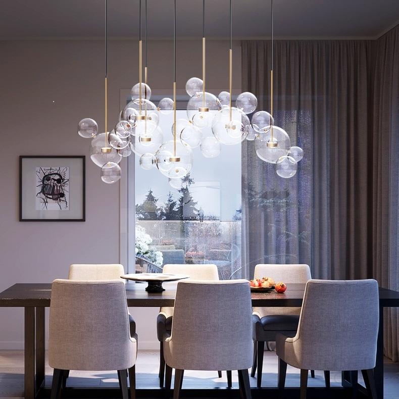Подвесной светильник Lampatron style Bubble B