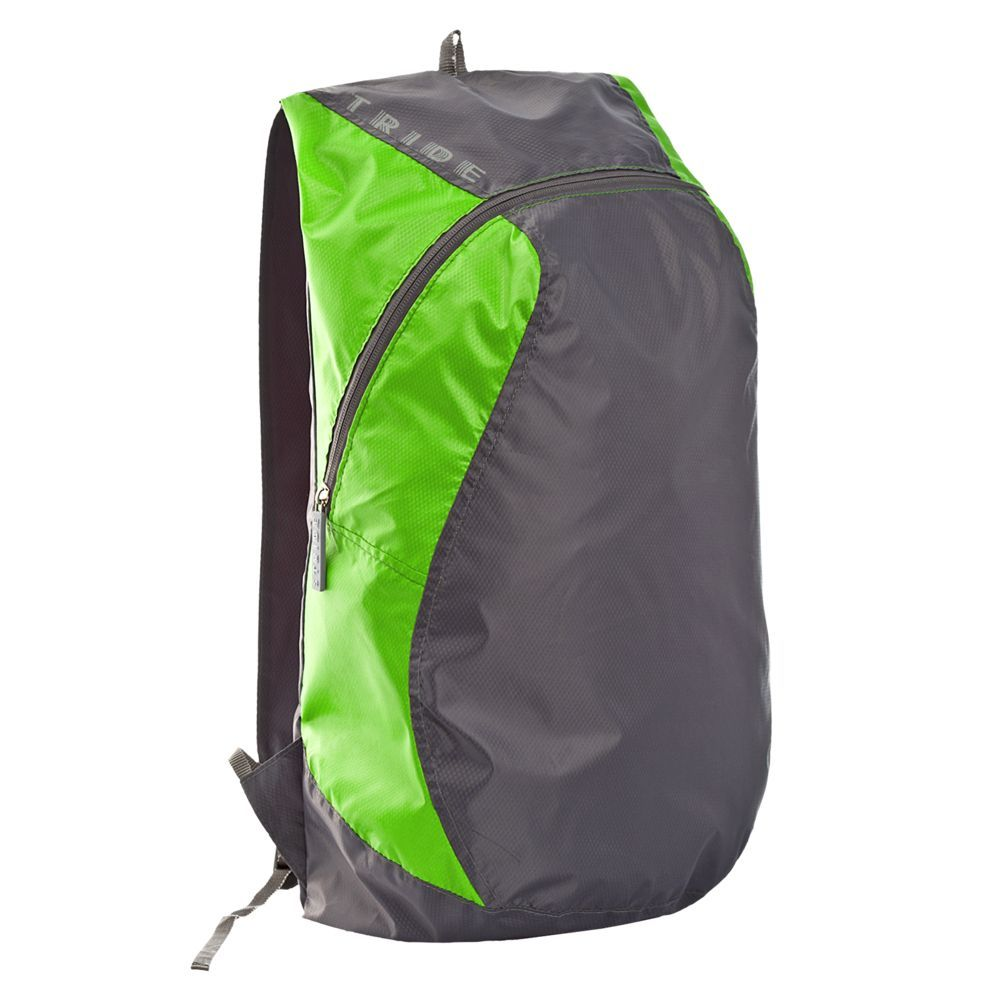Wick Foldable Backpack, green