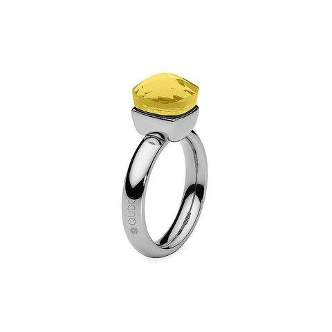 Кольцо Firenze citrine 16.5 мм 611691/16.5 BR/S