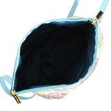 Сумка-мешок. Цвет фиолетовый/голубой . ETRO