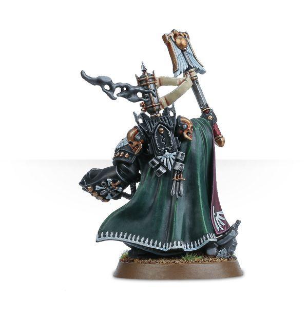 Dark Angels Interrogator-Chaplain