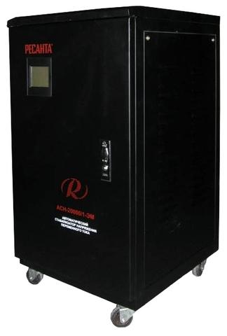 Стабилизатор Ресанта ACH-20000/1-ЭМ