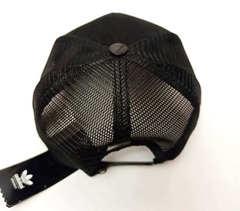 Черная кепка адидас с сеткой Adidas M30627 W-Black