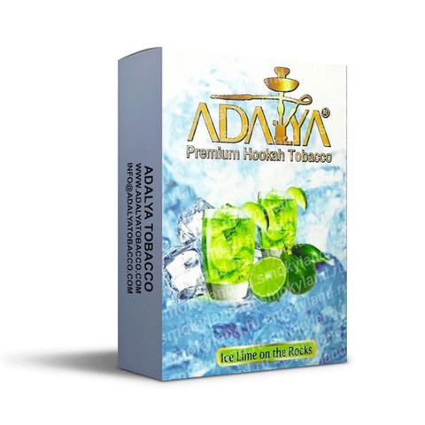 Табак Adalya Ice Lime On the rocks (Лайм с Мятой, Мохито) 50 г