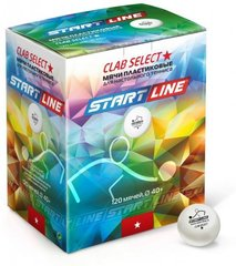 Мячи Start line Club Select 1* New (120 шт, бел.)