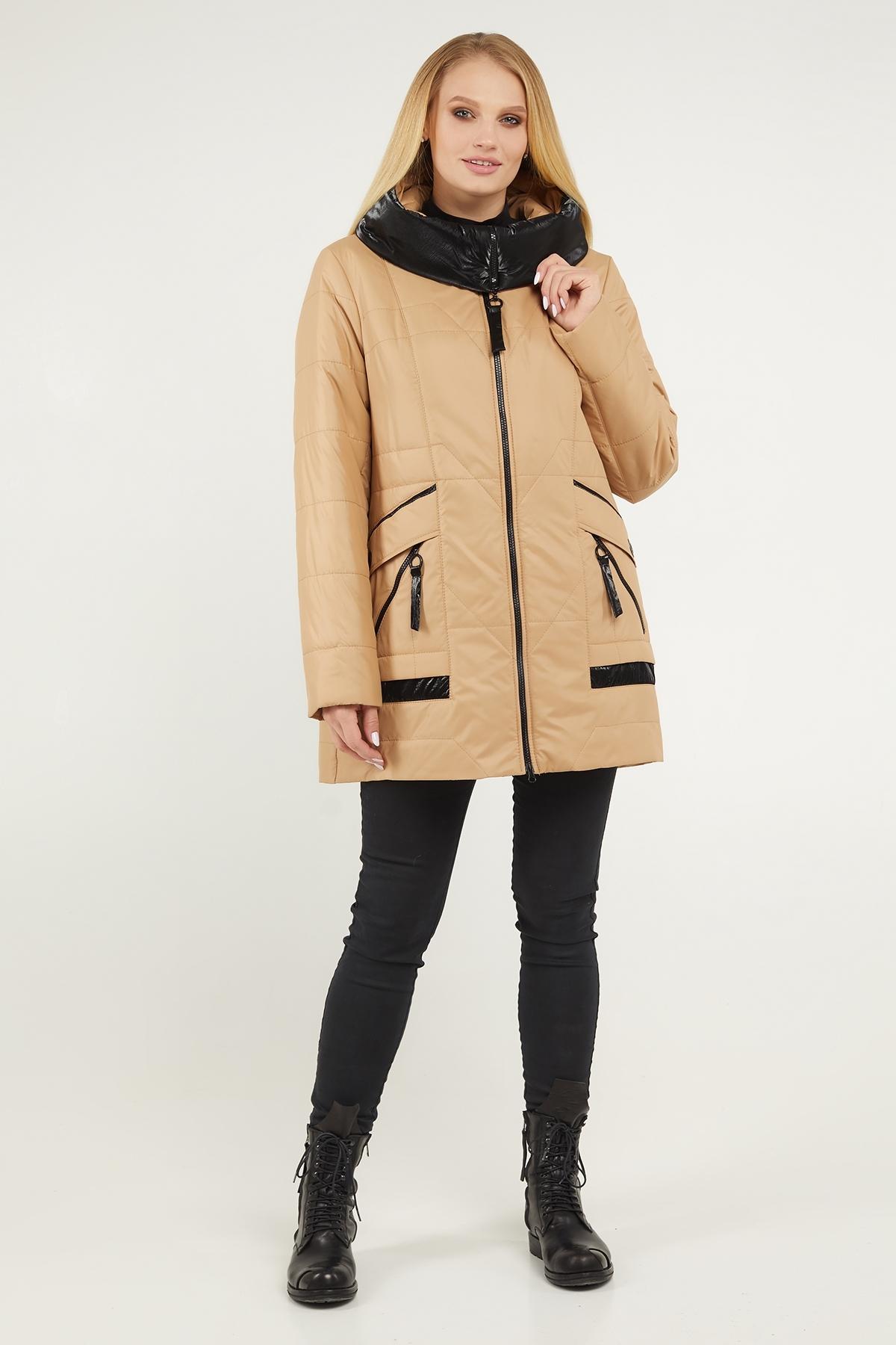 Куртка Ломбардія (пісочний)
