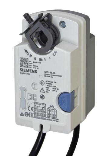 Siemens GSD166.1A