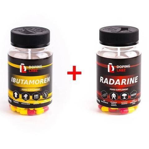Ibutamoren + Radarine
