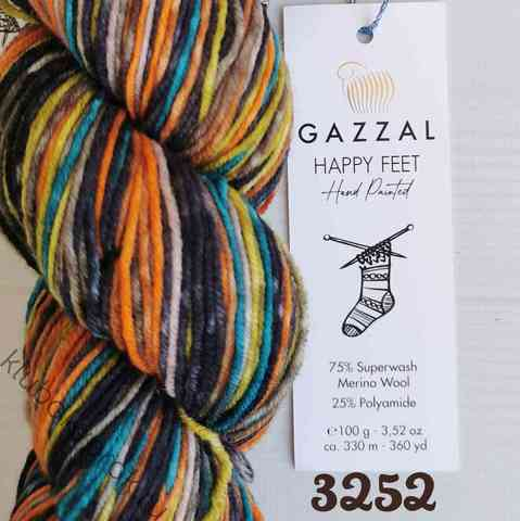 GAZZAL HAPPY FEET 3252,