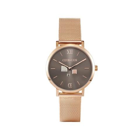 Часы Rosegold-Brown 7601/70-1636
