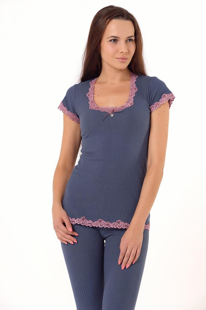 Комплект женской домашней одежды Rosapois
