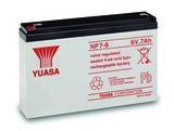 Аккумулятор YUASA NP 7-6 ( 6V 7Ah / 6В 7Ач ) - фотография